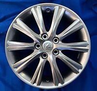 Lexus ES 2007-09 OEM rims 10 spoke