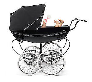 Stroller and car seat professional cleaning service