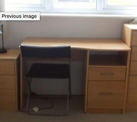 We are moving this week, Argos two tables including chairs, One is £20, two for £30