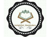 IG: Insightful_reminders