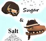 Sugar & Salt !