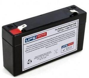 6V Sealed Lead Acid Batteries for Sale - New High Quality 6V Batteries