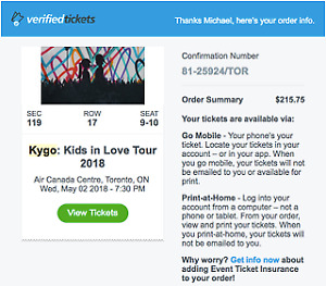 Kygo Kids in Love Tour In Toronto My 2nd