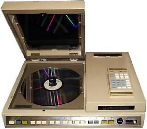 Looking for a video disc player