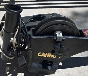Electric Canon Magnum 10 Downrigger & All Needed Components
