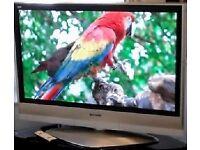 "Panasonic viera LCD HD flat screen TV 26"""