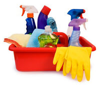 One Time Cleaner/Housekeeper Wanted