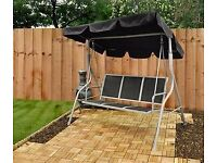 *BRAND NEW* 3 Seater Swinging Hammock Bench Seat with Canopy