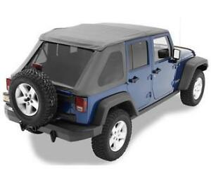 Bestop Trektop Fro Jeep JKU - Sale on now! 56823-35