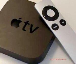 Apple TV 3  (BRAND NEW). (FREE HDMI CABLE RRP: $19.50) Heathcote Bendigo Surrounds Preview