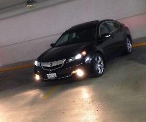 2012 Acura TL SH-AWD Sedan - 300 HP stock !