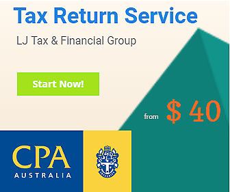 Individual Tax Return Services From $40 - Special