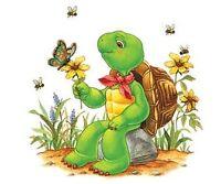 Garderie milieu familiale: Les petites tortues
