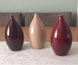 Ornamental vases