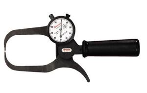 Starrett 1017-4 Outside Dial Caliper Gage