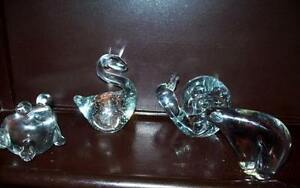 Vintage Animal Crystal Glass Figures Collectible Collection London Ontario image 5