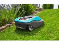 Gardena SILENO R100Li Robot Lawn Mower - up to 1000 sqm - New, boxed, never used - RRP £1400