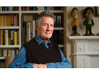 YORK LITERATURE FESTIVAL - A CONVERSATION WITH MICHAEL PALIN