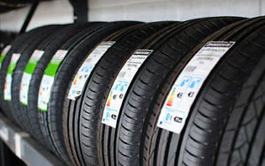 SALE! NEW ALL SEASON TIRES, RIMS/PACKAGES; FREE INSTALL.&BALANCE
