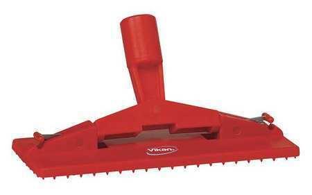 """VIKAN 55004 Scrub Pad Holder,Red,9""""L"""