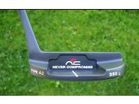 Never compromise putter by cleveland