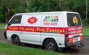 Aussie Budget Carpet Cleaning and Pest Control Kallangur Pine Rivers Area Preview