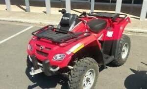 2008 Can Am Outlander 800 4x4 ATV - Stock Number 100726 Evanston Gawler Area Preview