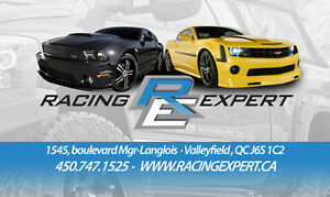 BODY KIT BOY RACER 691012 11 PCS 3D CARBON, MUSTANG 2005-2009 ME West Island Greater Montréal image 9