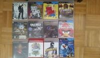 Playstation 3 + 12 Games+ 2 controls and more