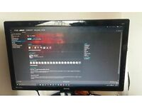 BenQ G2255 21.5 Inch 1920x1080p Monitor. USED. 60hz