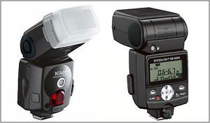 Nikon Camera Flash