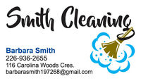 SMITH CLEANING