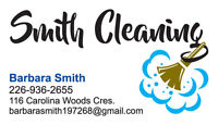 Barb Smith Cleaning