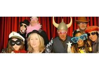 Photobooth hire -BOOK BEFORE THE 28TH OF FEBRUARY & RECEIVE FREE Green Screen+Extra Prints worth £75