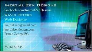 Web Design IS our Focus, How can We help you? Prince George British Columbia image 1