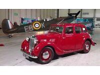 1947 MG YA Saloon TO BE AUCTIONED ON 19TH JANUARY VIA SWAN FINE ART