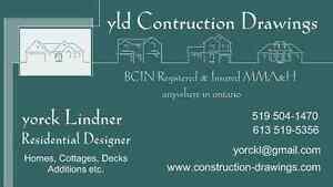 Architectural, House, Plans, Design, Drafting, BCIN, Kitchener / Waterloo Kitchener Area image 8