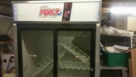Pepsi max fridge