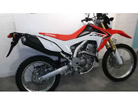New 2018 Honda CRF250L - 0% Finance Available - DEMO AVAILABLE