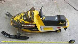 New bright snowmobile rc