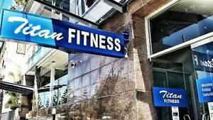 CORPORATE MEMBERSHIP TITAN FITNESS COOGEE Coogee Eastern Suburbs Preview