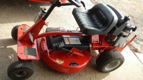 Used Snapper Riding Mower Ebay