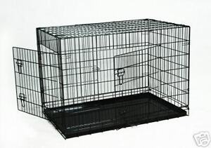 """Top Paw Double Door Pet Cage From Pet Smart 48"""" Extra Large"""