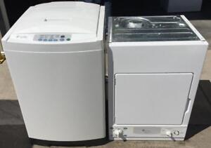 EZ APPLIANCE GE SPACEMAKER LAUNDRY SET $499 FREE DELIVERY 403-969-6797