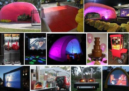 Brisbane and Gold Coast Party Hire Equipment-party hire
