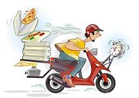 Delivery driver available