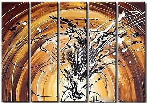 XD5-042,Hand made (not printed) Oil painting , Abstract Art.