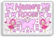Boys Name Door Plaques