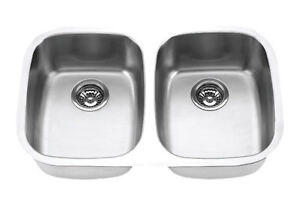 Double Stainless Steel Sink-brand new in original box