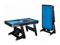 Riley Pool Table - Folds Away. **Only £45**
